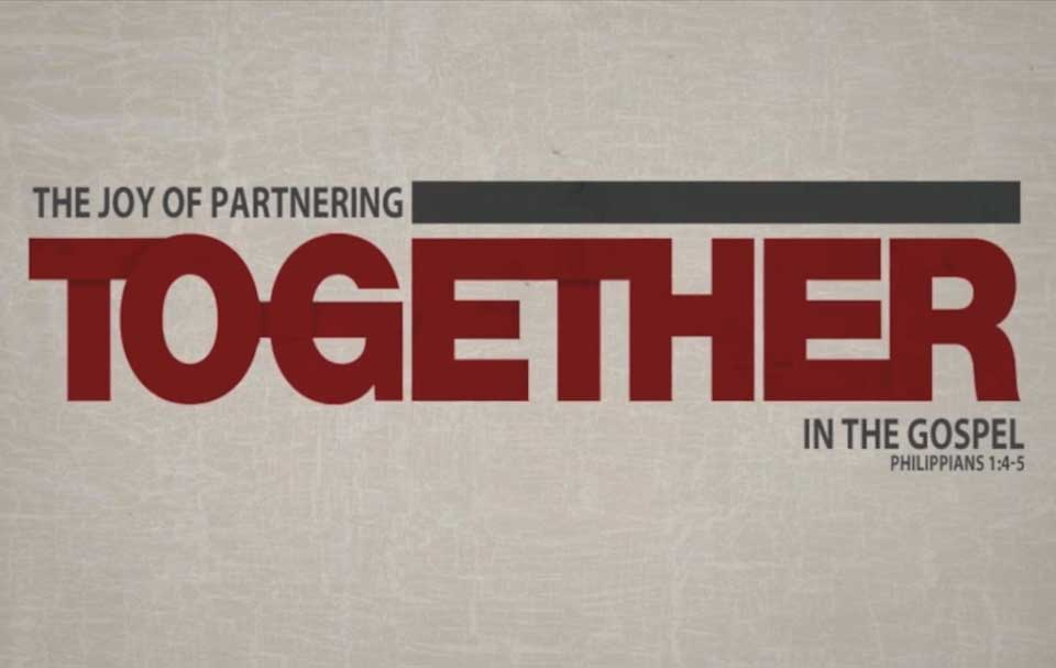 Together In The Gospel